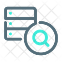 Search Database Server Icon