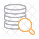 Database Server Search Icon