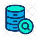 Search Find Database Icon