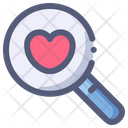 Search Dating Icon