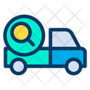 Search Delivery Icon