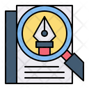Searching Creativity Document Icon