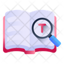Search Dictionary Icon