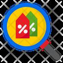 Search Discount Search Discount Icon