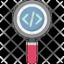 Search Div Search Tag Search Programming Icon