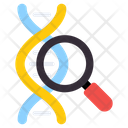 Search Dna Dna Strand Biology Icon