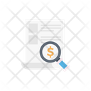 Audit Document Search Icon