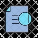 Verify Paper Document Icon