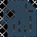 Document Data File Icon