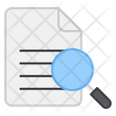 Search Paper Search Document Find Paper Icon