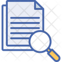 Search Document I Icon
