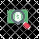 Search Dollar Search Money Dollar Icon