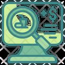 Search Menu Order Icon