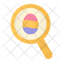 Search Easter Icon