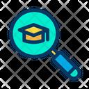 Search Education Icon