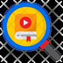 Search Education Video Search Book Search Icon