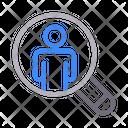 Search Profile User Icon