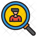 Search Employee Search Worker Search Icon