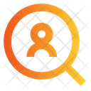 Search Employee Search Worker Search User Icon