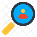 Search Employee Headhunting Search User Icon