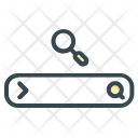 Search Engine Bar Icon