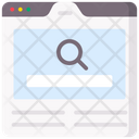 Isearch Engine Icon