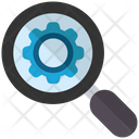 Search Engine Seo Optimization Icon
