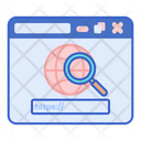 Search Engine Seo Global Search Icon