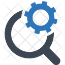Optimization Option Search Icon
