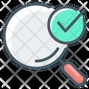 Seo Search Engine Optimization Underwriting Icon