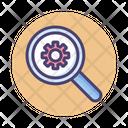 Msearch Engine Optimization Icon