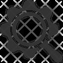 Search Engine Optimization Setting Icon