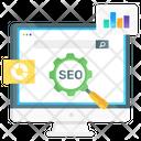 Seo Analysis Search Engine Optimization Seo Optimization Icon