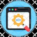 Search Engine Search Engine Optimization Seo Icon