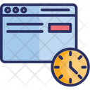 Search Engine Optimization Seo Speed Checker Site Optimization Icon