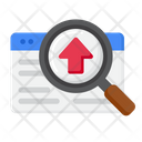 Search Engine Optimization Seo Search Seo Icon