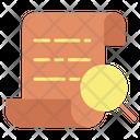 Find Serach Search File Search Document Icon
