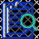 Serch Document Search File Search Document Icon