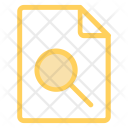 File Search Details Icon