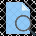 View Search File Icon