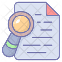Research Interface Document Icon