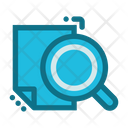 Search Office Business Icon