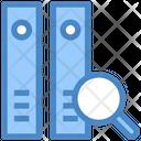 Search File Search File Icon