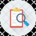 Search File Document Icon