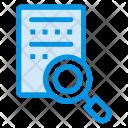 Search File File Page Icon