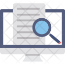 Search File Page Icon