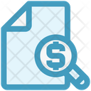Dollar Money Business Icon