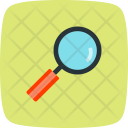Search Find Magnifying Icon