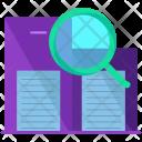 Search Storage Unit Icon