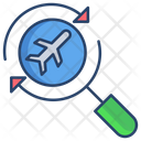 Search Flight Icon